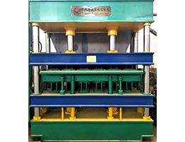 珍珠岩保温板压板机